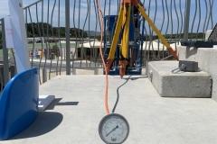 verifica statica sui parapetti in acciaio - stmmonitoraggi